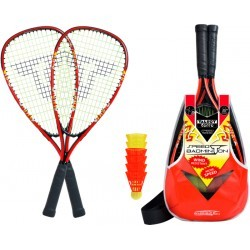 RAQUETTE  mixte SPEEDMINTON SET SPEED 5000