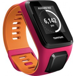 MONTRE CONNECTEE   TOMTOM MONTRE TOMTOM RUNNER 3 CARDIO GPS MUSIC F