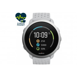 Suunto 3 Pebble White Cardio-Gps