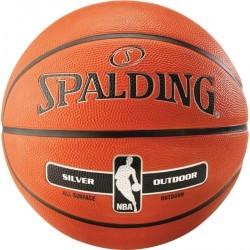 SPALDING NBA SILVER OUTDOOR T7 17