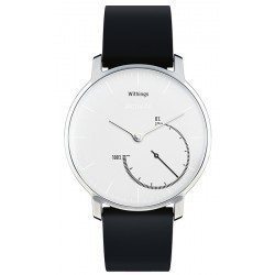 Objet connecté    WITHINGS ACTIVITE STEEL BLC