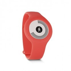 Objet connecté    WITHINGS Tracker d'activité Withings GO ROUGE