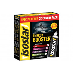 Isostar Energy Booster Discovery Pack Diététique Gels