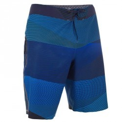 Boardshort long homme XW16 Intensity bleu