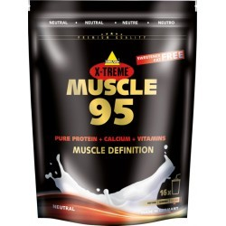SECHAGE MUSCULAIRE   INKOSPOR XTREME MUSCLE 95 SACHET 500G