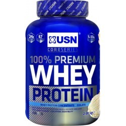 DEVELOPPEMENT MUSCULAIRE   USN NUTRITION WHEY VANILLE 2,28KG