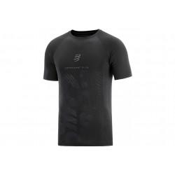 Compressport Training Black Edition 2020 M vêtement running homme