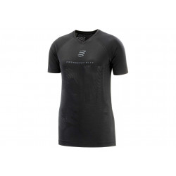 Compressport Training Black Edition 2020 W vêtement running femme