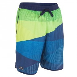 Boardshort long homme bidarte filter vert