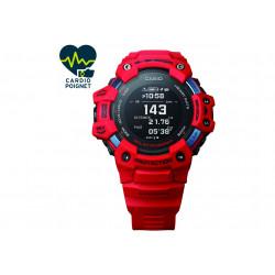 Casio G-SQUAD HR GBD-H1000-4ER Cardio-Gps