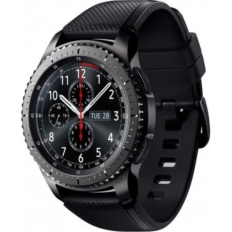 MONTRE CONNECTEE   SAMSUNG GEAR S3 FRONTIER GRIS