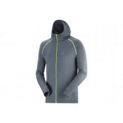 Compressport 3D Thermo Seamless Hoodie Born To SwimBikeRun 2020 M vêtement running homme