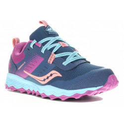 Saucony Peregrine 10 Shield Fille Chaussures running femme