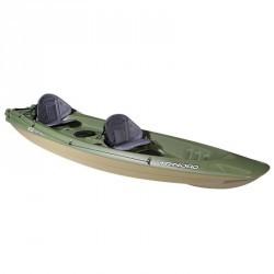 Kayak pêche Trinidad fishing vert 2 places + DOSSERET