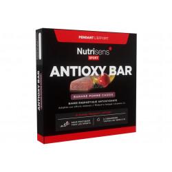 Nutrisens Sport Antioxy'Bar - Banane-pomme-cassis Diététique Barres