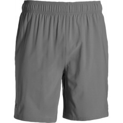 1009N-TEXT PERF SHORT H  homme UNDER ARMOUR MIRAGE SHO GRIS