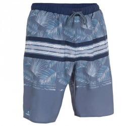 Boardshort long homme hendaia Blind gris