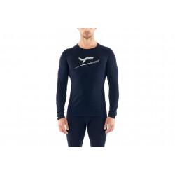 Icebreaker 200 Oasis Fox Jump M vêtement running homme