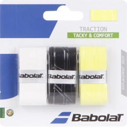 SURGRIP   BABOLAT PRO TOUR TRACTION ASSORTIS