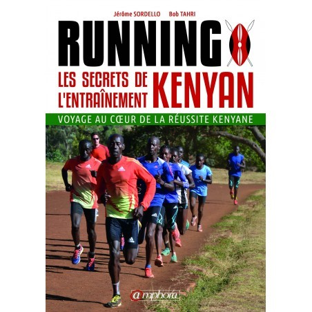 Livre Running – Les secrets de les secrets de l'entraînement kényan