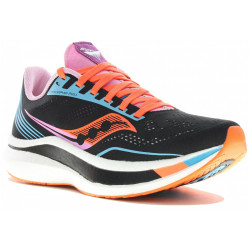 Saucony Endorphin Pro Bright Future Black W Chaussures running femme