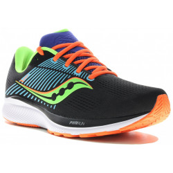 Saucony Guide 14 Bright Future Black M Chaussures homme
