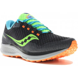 Saucony Canyon TR Bright Future Black M Chaussures homme