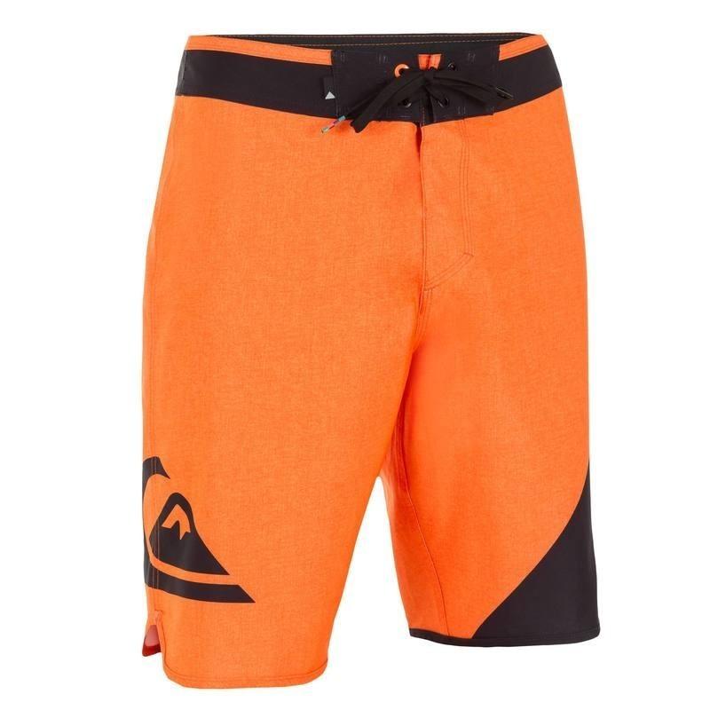 Boardshort long QUIKSILVER Wave Orange