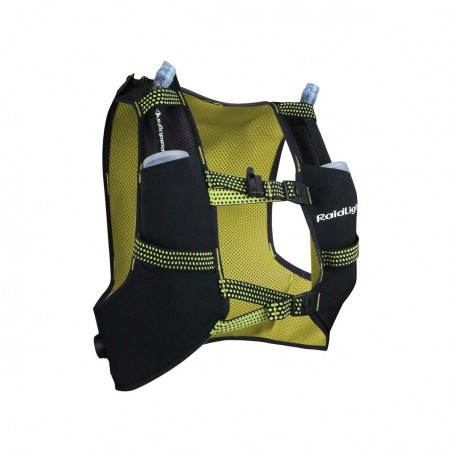 SAC A DOS GILET 10L + 2 EAZYFLASKS 600ML - RAIDLIGHT