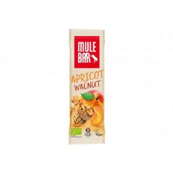 Mulebar Barre énergétique Bio Vegan- Abricot/Noix Diététique Barres