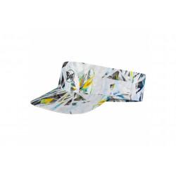 Buff Pack Run Visor Ipe White Casquettes / bandeaux