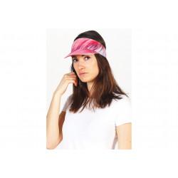 Buff Pack Run Visor Pixel Pink Casquettes / bandeaux
