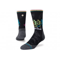 Stance Run Dancing Dead Crew Chaussettes