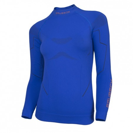 Sweat Shirt manches longues techniques Femme THERMO BRUBECK