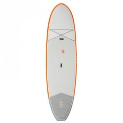 STAND UP PADDLE RIGIDE RANDONNEE 500 / 10'2 ORANGE