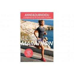 Larousse Je cours mon premier marathon Livres