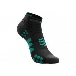 Compressport Pro Racing V 3.0 Run Low Black Edition 2021 Chaussettes