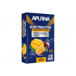 Apurna Électrolytes - Mangue Passion Diététique Boissons