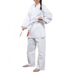HAYASHI Kimono de karaté Heian officiel WKF - 170 cm - Blanc