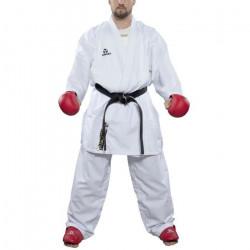 HAYASHI Kimono de karaté Kumite officiel WKF - 190 cm - Blanc