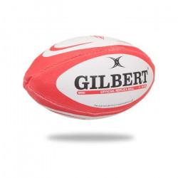 GILBERT Ballon de rugby REPLICA - Biarritz - Taille Mini