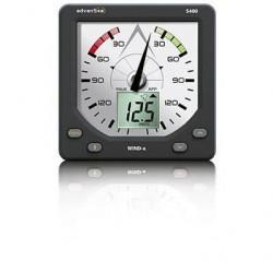 ADVANSEA Wind-a S400 Pack Girouette Anémomètre Analogique + Aérien + Câble