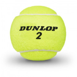 DUNLOP - Balles de Tennis Australian Open - Tube de 4 balles