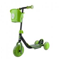 STIGA Mini Trottinette Kid 3W Noir et Vert