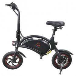 Trottinette électrique Kugoo B1 scooter electrique Moteur 250W  Pneus pneumatiques 12 Pouces 6 Ah 25KM écran LED  APP Bluetoo