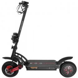 Trottinette électrique KUGOO G-Booster scooter electrique Moteur 800Wx2 10-Larges roues increvables 23Ah 55KM-pour Adultes et