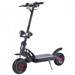Trottinette électrique scooter electrique KUGOO G-Booster Moteur 800Wx2  10-Larges roues increvables 23Ah 55KM-pour Adultes et