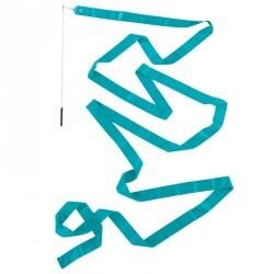 Ruban de Gymnastique Rythmique (GR) 6 mètres Turquoise
