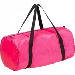 Sac fitness pliable 30L rose