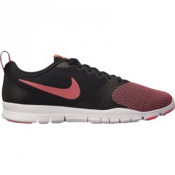Chaussures fitness Nike flex essential femme noir et rose